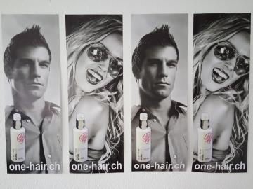 one-hair Frisuren-Poster