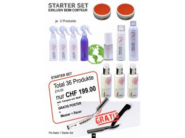 Starter Set one-hair 36 Produkte